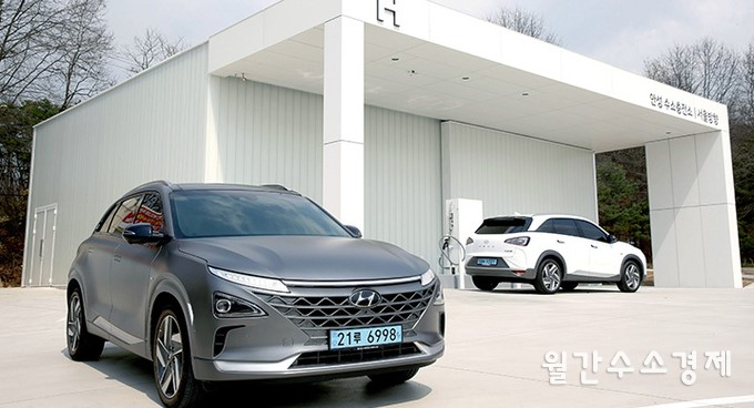 Hydrogen Economy Law and Infrastructure Required for Revitalization in Korea