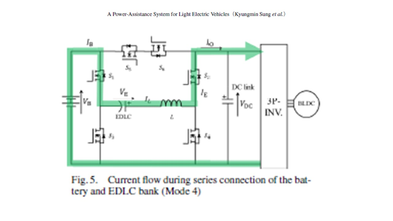 [Paper Update]Power Back Up System using a Battery and Supercapacitor bank