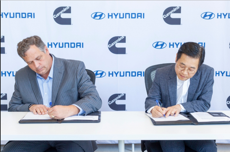 Korea Motor Company to Enter North American Hydrogen Fuel Cell Market